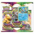 Pokémon TCG: Sword and Shield Vivid Voltage - 3 Blister Booster - Pokémon Company