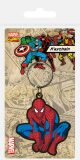 Klíčenka gumová Spiderman - EPEE