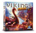 Vikings on Board - Blue Orange