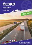 Česko - velký autoatlas 1:200 000 - Kartografie PRAHA