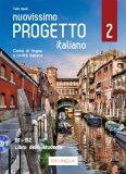 Nuovissimo Progetto italiano 2/B1-B2 Libro dello studente + DVD Video - Marin Telis