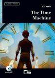 Reading & Training : The Time Machine + audio CD + App + DeA LINK - ILC Czechoslovakia