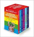 The World of David Walliams: The Amazing Adventures Box Set - David Walliams,