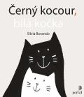 Černý kocour, bílá kočka - Borando, Silvia
