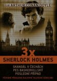 3 x Sherlock Holmes - Arthur Conan Doyle