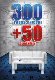300 švédských křížovek + 50 osmisměrek - EUROMEDIA