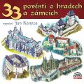 33 pověstí o českých hradech a zámcích - Josef Pavel
