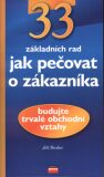 33 rad jak pečovat o zákazníka - Jiří Brabec