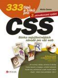333 tipů a triků pro CSS - Martin Domes