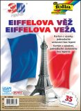 3D model Eiffelova věž - Folia