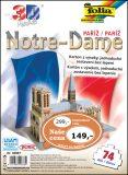 3D model Notre-Dame Paříž - Folia