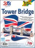 3D model Tower Bridge - Folia