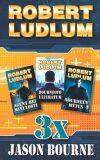 3x Jason Bourne - Robert Ludlum