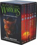Warriors: Omen of the Stars Box Set: Volumes 1 to 6 - Hunter Erin