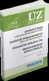 ÚZ 1410 Daňový řád 2021, Finanční správa, Daňové poradenství - Sagit