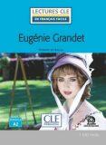 Eugénie Grandet - Niveau 2/A2 - Lecture CLE en français facile - Livre + Audio téléchargeable - Honoré De Balzac