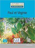 Paul et Virginie - Niveau 2/A2 - Lecture CLE en français facile - Livre + Audio téléchargeable - ...