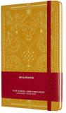 Moleskine Čínský zápisník Buvola žlutý L , čistý - Moleskine