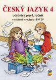 Český jazyk 4 (učebnice) - NOVÁ ŘADA - Nová škola
