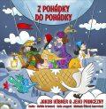 Z pohádky do pohádky: Jakub Hübner a jeho princezny - CD - Jakub Hübner