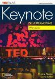 Keynote Pre-intermediate Workbook + Audio CD - Yeates Eunice