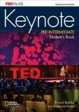 Keynote Pre-intermediate with DVD-ROM - kolektiv autorů