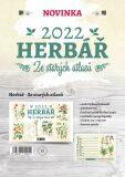 Herbář 2022 Ze starých atlasů - Glos