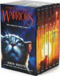 Warriors: Power of Three Box Set: Volumes 1 to 6 - Hunter Erin