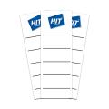 Štítky na pořadač SL 7,5 a 8cm 10ks - HIT OFFICE