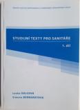 Studijní texty pro sanitáře 1. díl - NCO NZO