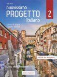 Nuovissimo Progetto italiano 2/B1-B2 Libro dell´insegnante (+1 DVD video) - Telis Marin