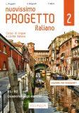 Nuovissimo Progetto italiano 2/B1-B2 Quaderno degli esercizi dell´insegnante (+2 CD audio) - Telis Marin