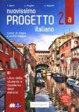 Nuovissimo Progetto italiano 2a/B1 Libro dello studente e Quaderno degli esercizi  DVD video + CD Audio - Telis Marin
