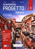 Nuovissimo Progetto italiano 2b/B2 Libro dello studente e Quaderno degli esercizi  DVD video + CD Audio - Telis Marin