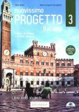 Nuovissimo Progetto italiano 3/C1 Libro dello studente + CD audio - Telis Marin