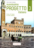 Nuovissimo Progetto italiano 3/C1 Quaderno degli esercizi dell´insegnante - Telis Marin