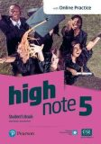 High Note 5 Student´s Book with Standard Pearson English Portal Internet Access Pack - Lynda Edwards