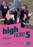 High Note 5 Student´s Book with Basic Pearson English Portal Internet Access Pack - Lynda Edwards