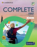 Complete First B2 Workbook with answers with Audio, 3rd - Jacopo Olivieri
