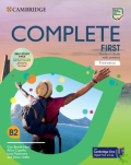 Complete First B2 Self-study Pack, 3rd - Guy Brook-Hart
