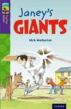 Oxford Reading Tree TreeTops Fiction 11 More Pack A Janey´s Giants - Warburton Nick