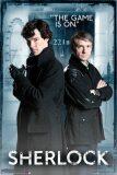 Plakát - Sherlock - Door - BKS