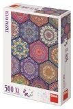Puzzle Mandaly - 500 XL dílků - Dino Toys
