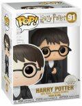 Funko POP Movies: Harry Potter - Harry Potter (Yule) - Funko