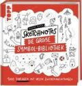 Sketchnotes. Die grosse Symbol-Bibliothek : 1000 Vorlagen mit vielen Zeichenanleitungen - Rosa Nadia