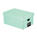 Krabice lamino 35,5x24x16 cm PASTELINI zelená - Karton P+P