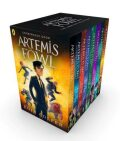 Artemis Fowl 8-book Box - Slovart