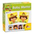 Carotina baby: Baby Memo - pexeso - Lisciani
