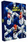 Box na sešity A5 Playworld - Karton P+P