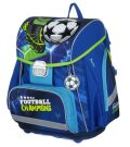 Školní batoh PREMIUM fotbal - Karton P+P